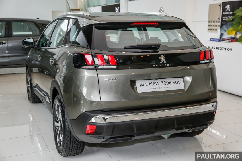 FIRST LOOK: 2017 Peugeot 3008 SUV walk-around Image #699059