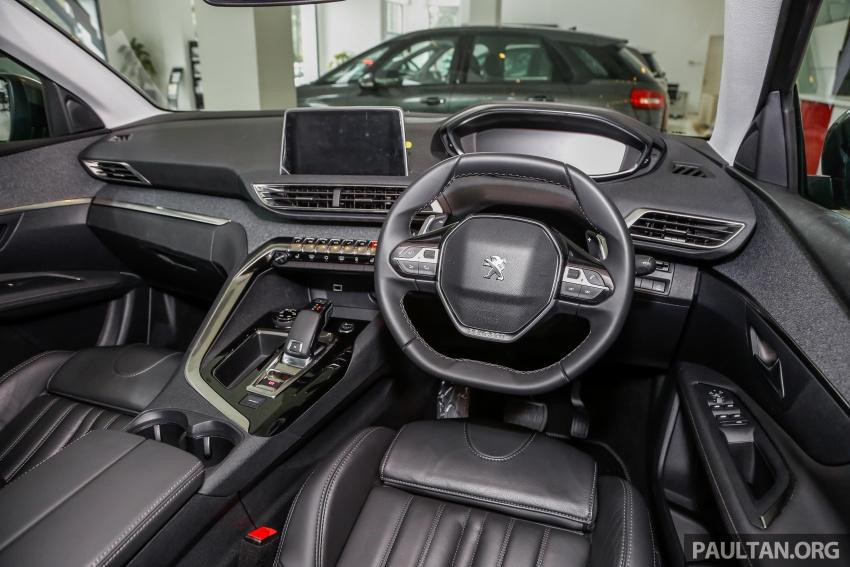 FIRST LOOK: 2017 Peugeot 3008 SUV walk-around Image #699120