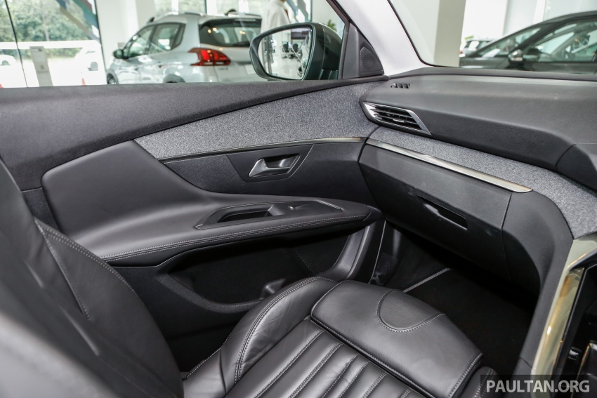 FIRST LOOK: 2017 Peugeot 3008 SUV walk-around Image #699121