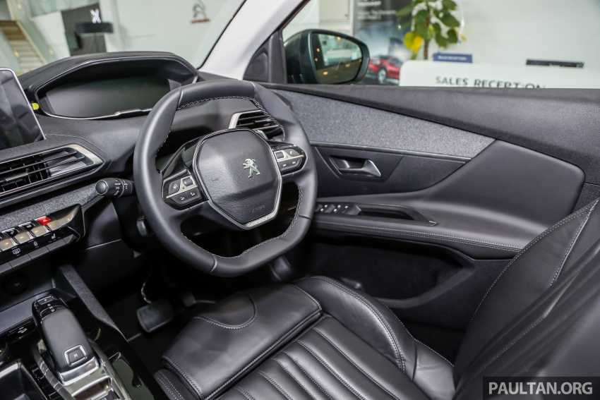 FIRST LOOK: 2017 Peugeot 3008 SUV walk-around Image #699122