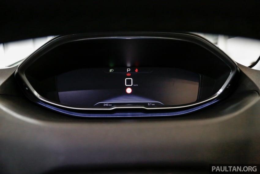 FIRST LOOK: 2017 Peugeot 3008 SUV walk-around Image #699106