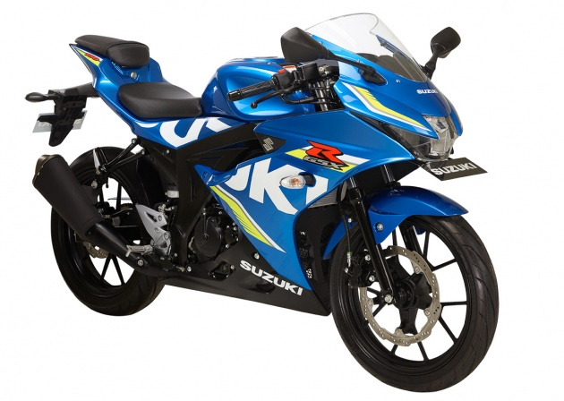 2017 Suzuki Gsx 150 Makes Asean Debut From Rm7 642 To Rm8 921
