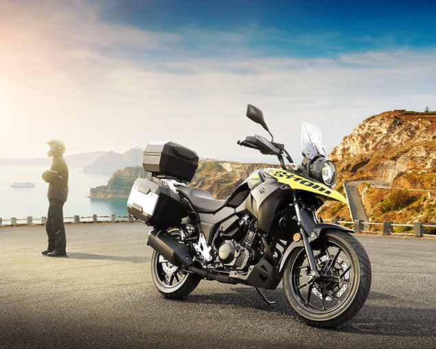 2017 Suzuki V-Strom 250 UK launch – RM25,665 Image #696953