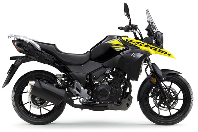 2017 Suzuki V-Strom 250 UK launch – RM25,665 Image #696977