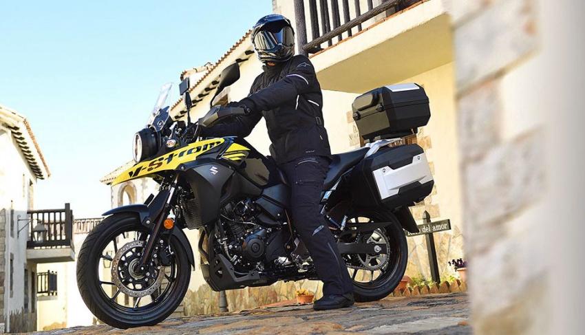 2017 Suzuki V-Strom 250 UK launch – RM25,665 Image #696955
