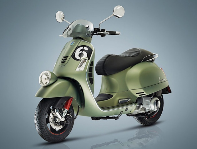 2017 vespa sei giorni when racing scooters ruled. Black Bedroom Furniture Sets. Home Design Ideas