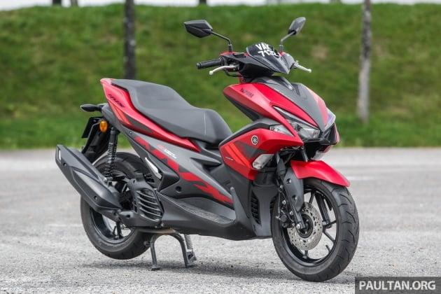 Review 2017 Yamaha Nvx 155 Absolute Scooter Fun