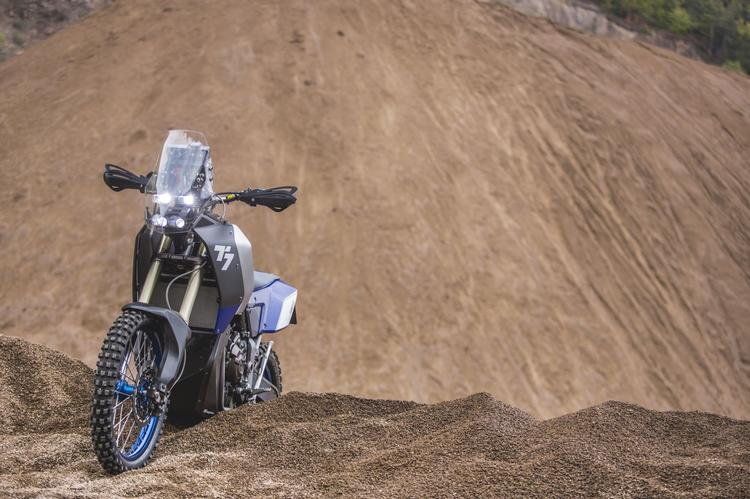 Moto Yamaha Bike