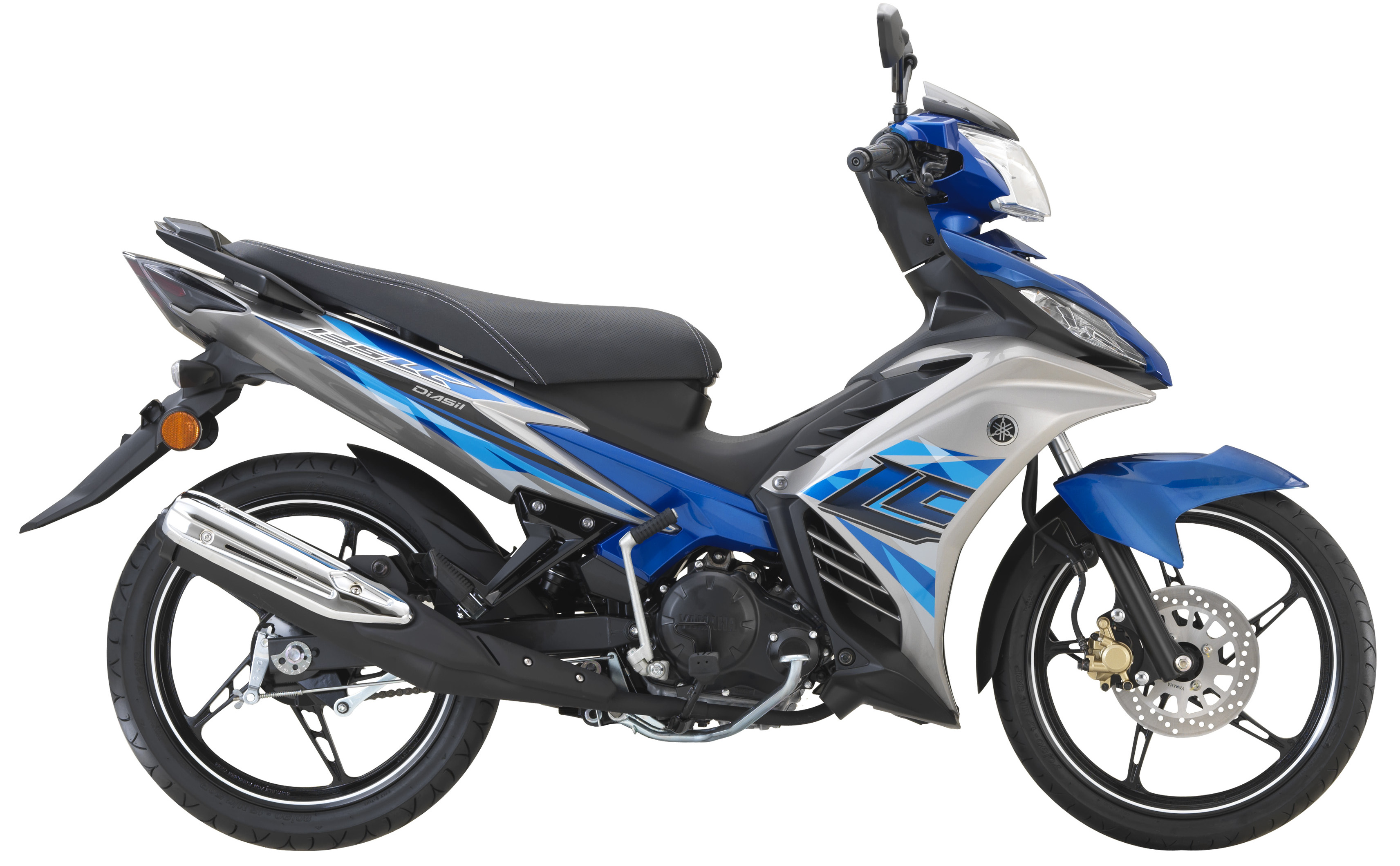 2017 yamaha y135lc in new colours rm7 167 image 693756