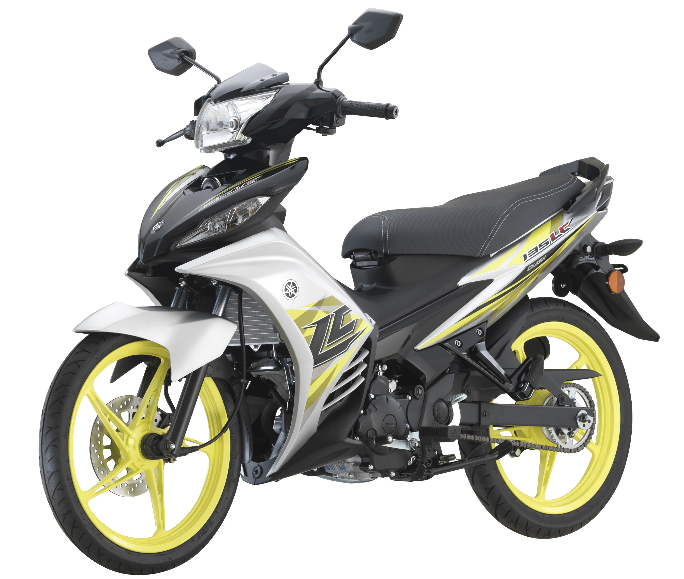 2017 yamaha y135lc in new colours rm7 167 image 693774