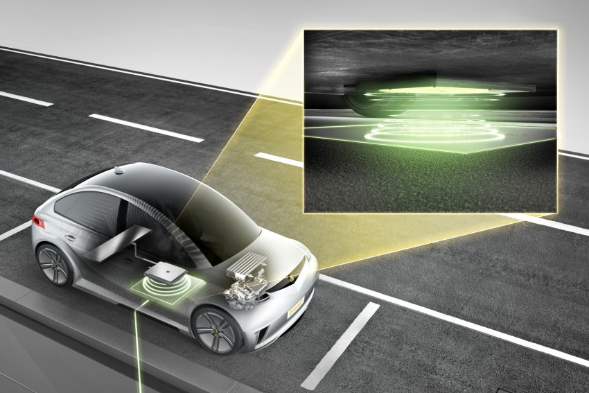 Continental to showcase inductive wireless charging for electric cars and bikes at Frankfurt 2017 Image #699653
