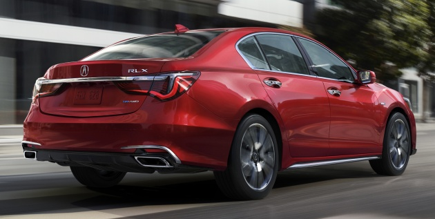 2018 acura legend. simple 2018 inside everything remains as per prefacelift in terms of layout although  the 2018 model year gets upgraded materials and contact points on acura legend