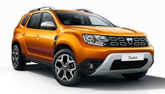 Dacia Suv 2018 >> 2018 Dacia Duster Frankfurt Debut For Updated Suv