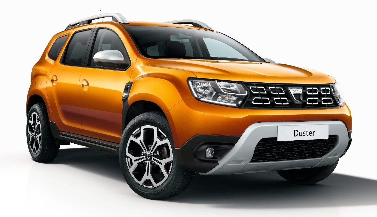 2018 dacia duster frankfurt debut for updated suv. Black Bedroom Furniture Sets. Home Design Ideas