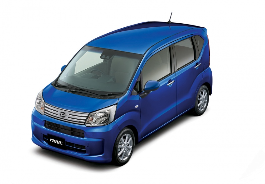 Daihatsu Move <em>kei</em> car receives an update in Japan Image #693095