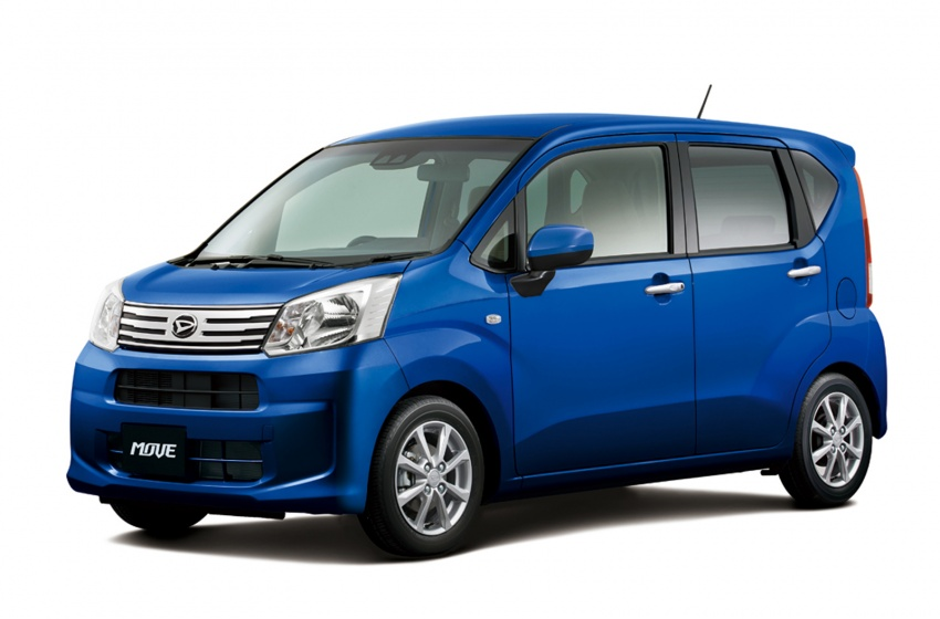 Daihatsu Move <em>kei</em> car receives an update in Japan Image #693083