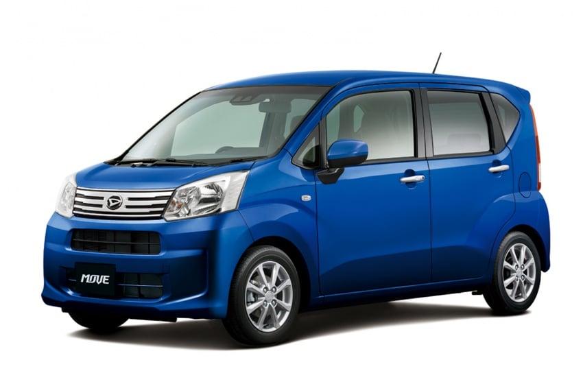 Daihatsu Move <em>kei</em> car receives an update in Japan Image #693083