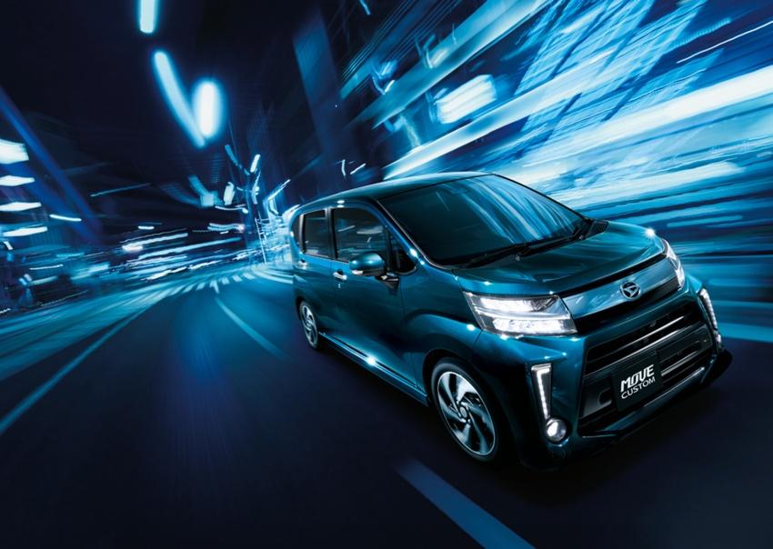 Daihatsu Move <em>kei</em> car receives an update in Japan Image #693107