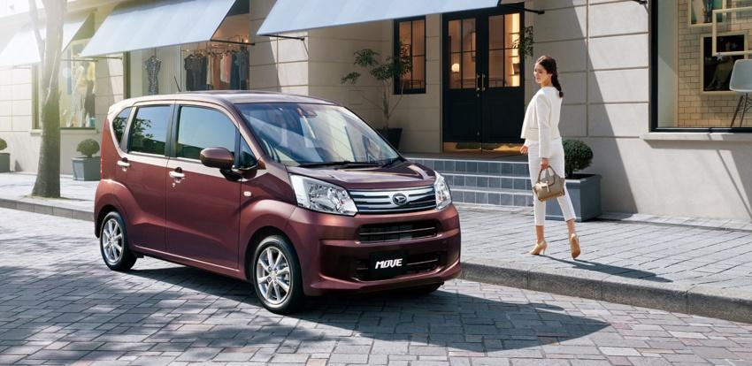 Daihatsu Move <em>kei</em> car receives an update in Japan Image #693087