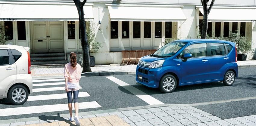 Daihatsu Move <em>kei</em> car receives an update in Japan Image #693088