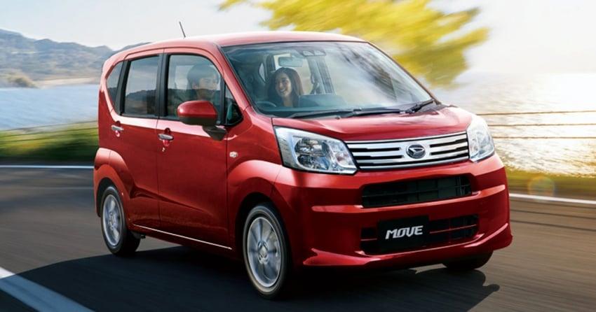 Daihatsu Move <em>kei</em> car receives an update in Japan Image #693090