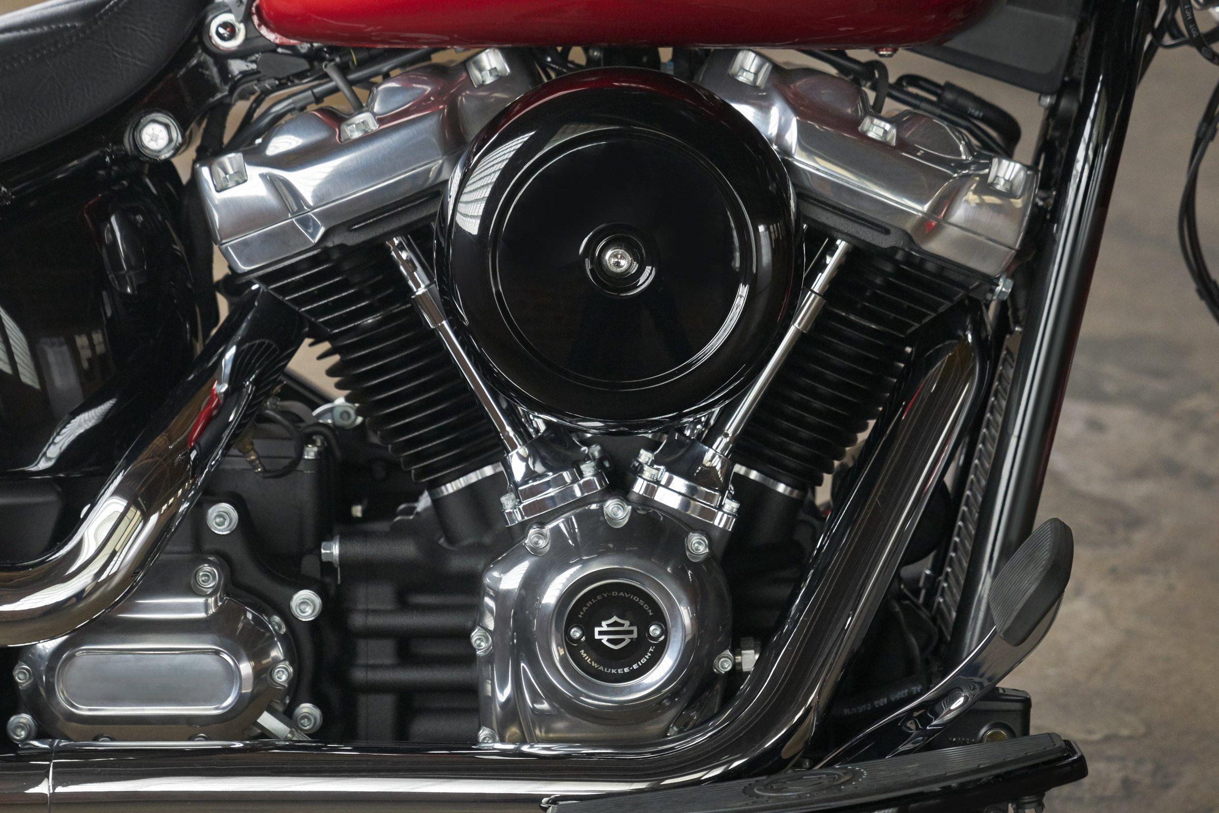 Harley Davidson: 2018 Harley-Davidson Softail Range Updated