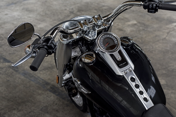 2018 Harley-Davidson Softail range updated – 107 and 114 ...