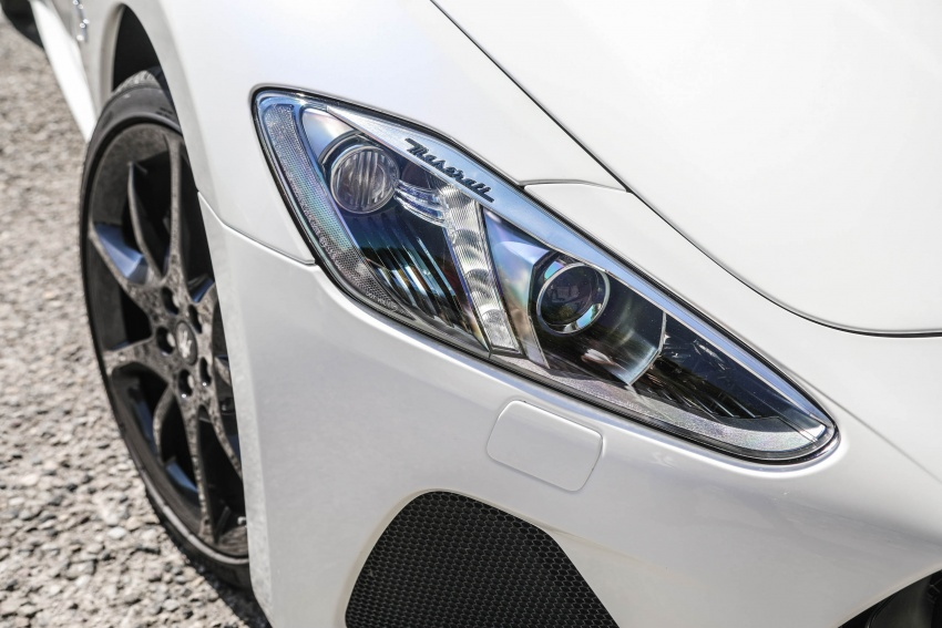 DRIVEN: 2018 Maserati GranTurismo, GranCabrio in northern Italy – form is temporary, class is permanent Image #700827