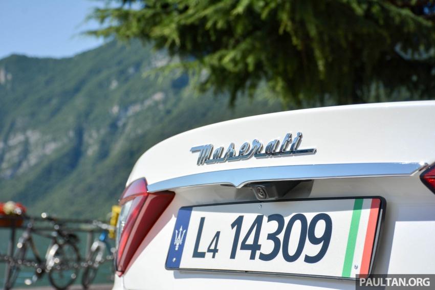 DRIVEN: 2018 Maserati GranTurismo, GranCabrio in northern Italy – form is temporary, class is permanent Image #700408