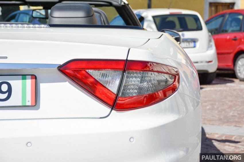 DRIVEN: 2018 Maserati GranTurismo, GranCabrio in northern Italy – form is temporary, class is permanent Image #700409