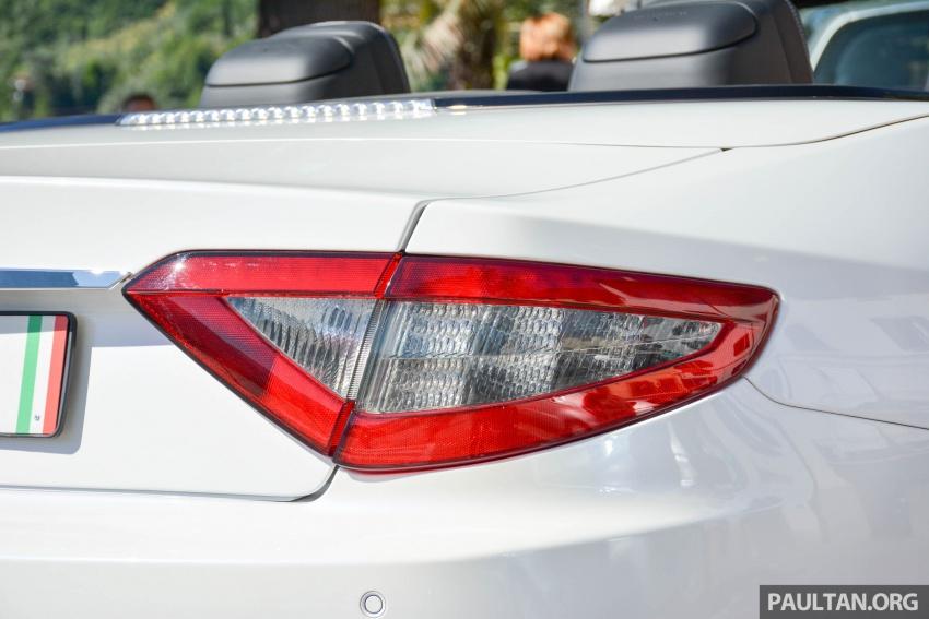 DRIVEN: 2018 Maserati GranTurismo, GranCabrio in northern Italy – form is temporary, class is permanent Image #700410
