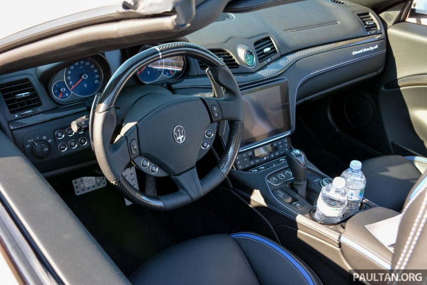 DRIVEN: 2018 Maserati GranTurismo, GranCabrio in northern Italy – form is temporary, class is permanent Image #700420
