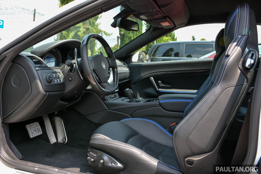DRIVEN: 2018 Maserati GranTurismo, GranCabrio in northern Italy – form is temporary, class is permanent Image #700423