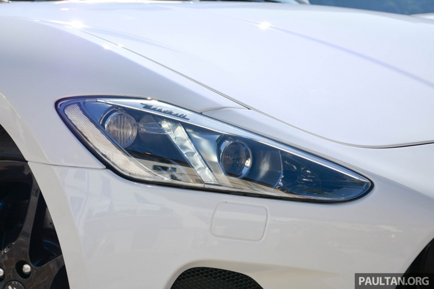 DRIVEN: 2018 Maserati GranTurismo, GranCabrio in northern Italy – form is temporary, class is permanent Image #700401