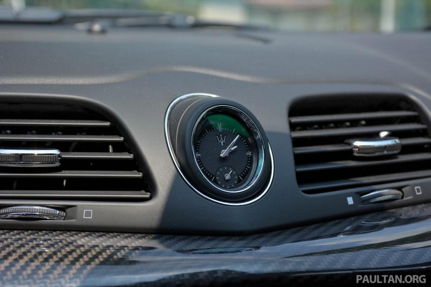 DRIVEN: 2018 Maserati GranTurismo, GranCabrio in northern Italy – form is temporary, class is permanent Image #700428
