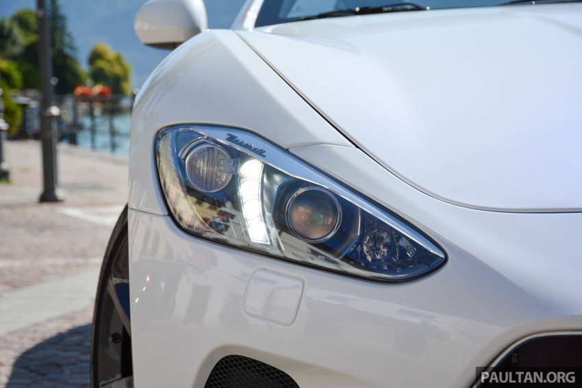 DRIVEN: 2018 Maserati GranTurismo, GranCabrio in northern Italy – form is temporary, class is permanent Image #700402
