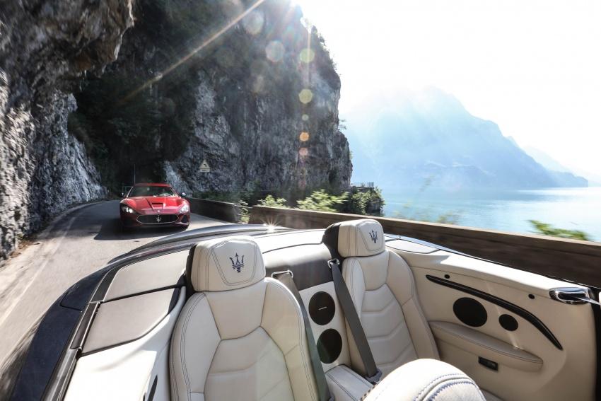 DRIVEN: 2018 Maserati GranTurismo, GranCabrio in northern Italy – form is temporary, class is permanent Image #700834