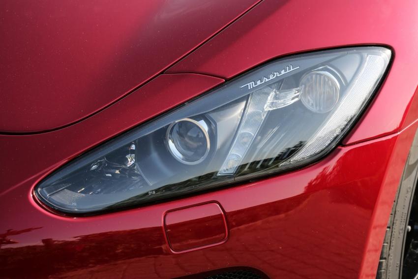 DRIVEN: 2018 Maserati GranTurismo, GranCabrio in northern Italy – form is temporary, class is permanent Image #700856
