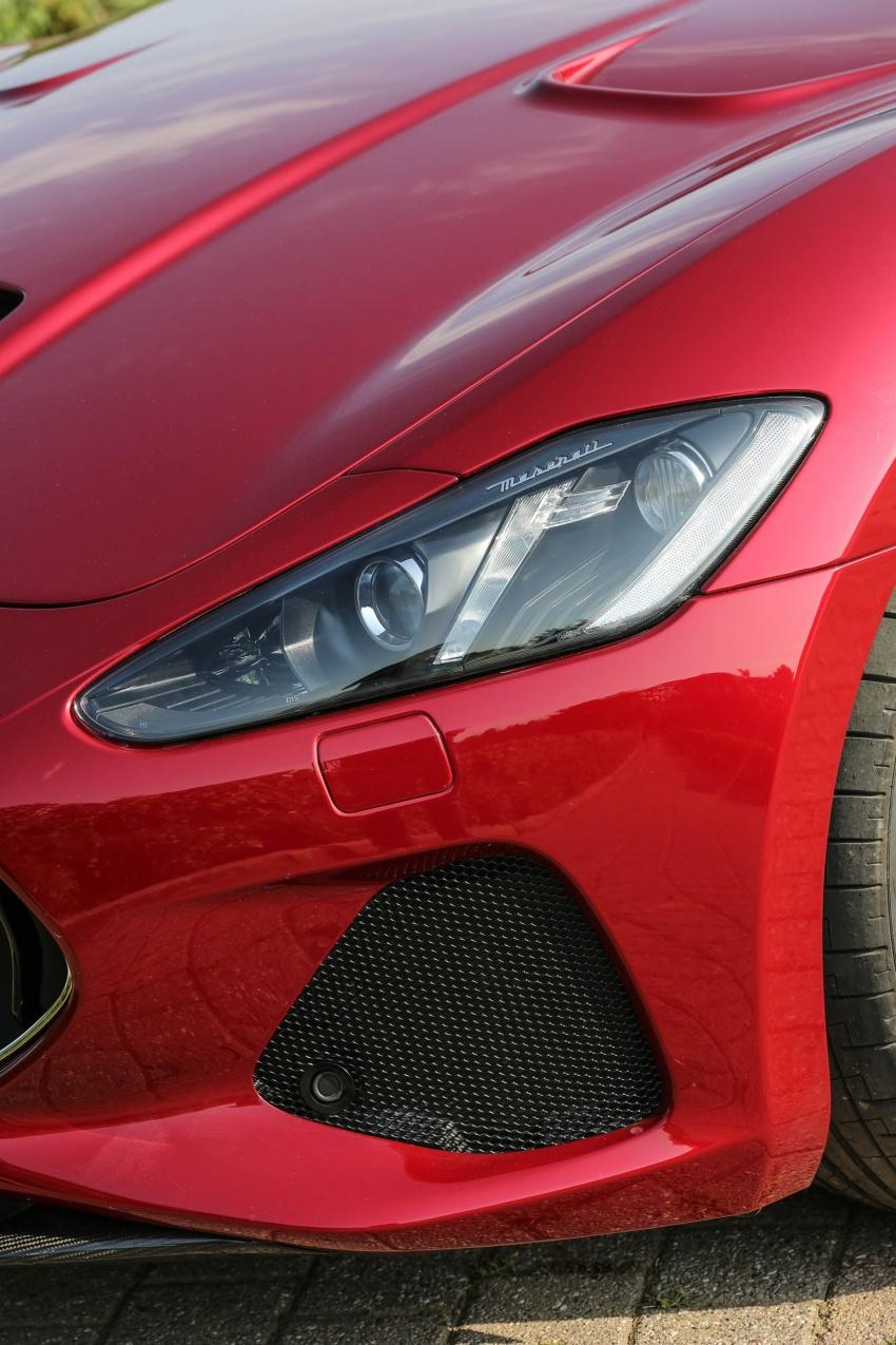 DRIVEN: 2018 Maserati GranTurismo, GranCabrio in northern Italy – form is temporary, class is permanent Image #700858
