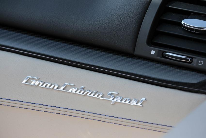 DRIVEN: 2018 Maserati GranTurismo, GranCabrio in northern Italy – form is temporary, class is permanent Image #700866
