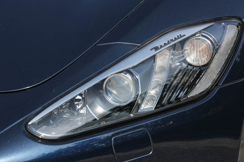DRIVEN: 2018 Maserati GranTurismo, GranCabrio in northern Italy – form is temporary, class is permanent Image #700867