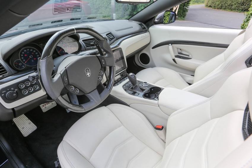 DRIVEN: 2018 Maserati GranTurismo, GranCabrio in northern Italy – form is temporary, class is permanent Image #700871