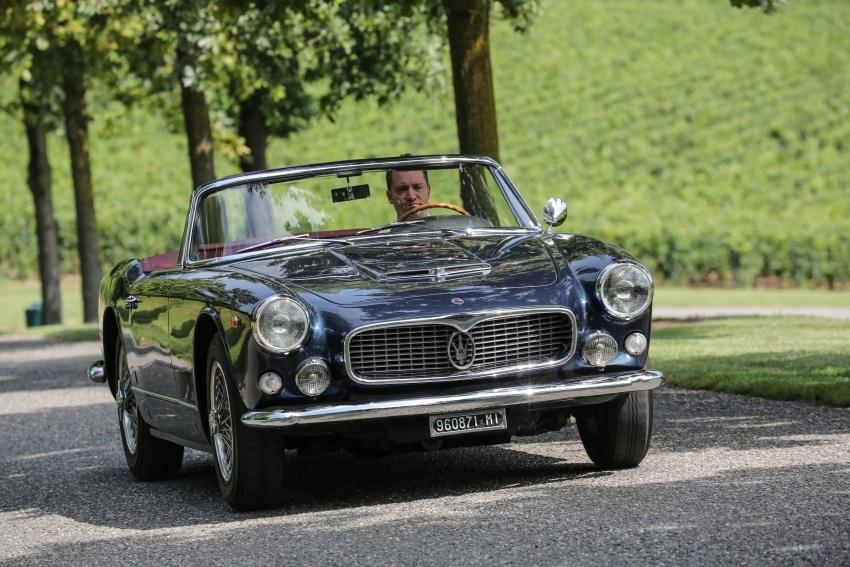 DRIVEN: 2018 Maserati GranTurismo, GranCabrio in northern Italy – form is temporary, class is permanent Image #700874