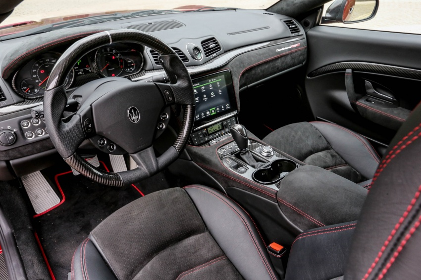 DRIVEN: 2018 Maserati GranTurismo, GranCabrio in northern Italy – form is temporary, class is permanent Image #700877