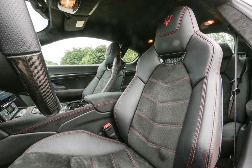 DRIVEN: 2018 Maserati GranTurismo, GranCabrio in northern Italy – form is temporary, class is permanent Image #700878