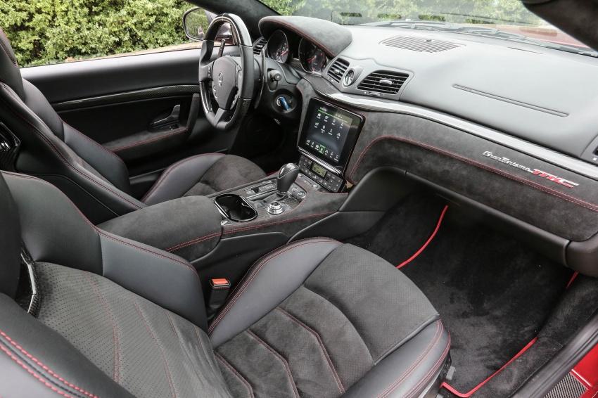 DRIVEN: 2018 Maserati GranTurismo, GranCabrio in northern Italy – form is temporary, class is permanent Image #700879