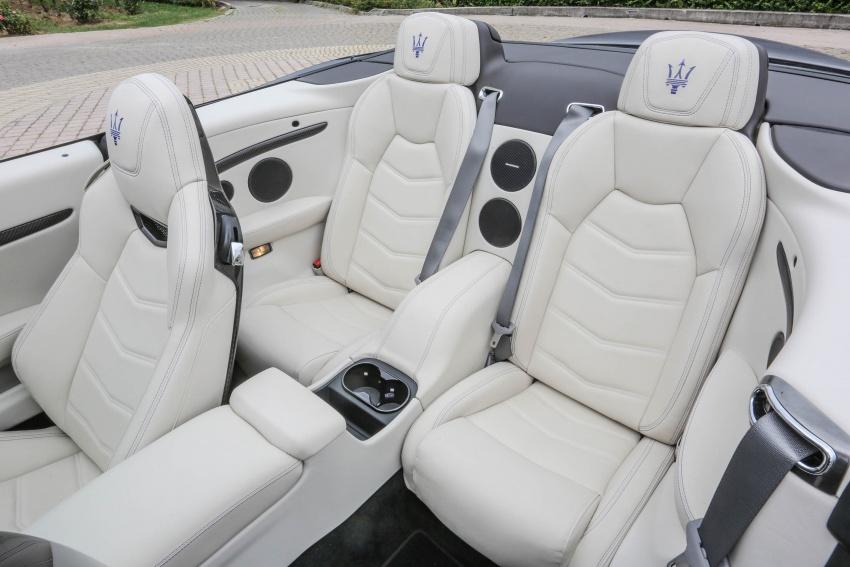 DRIVEN: 2018 Maserati GranTurismo, GranCabrio in northern Italy – form is temporary, class is permanent Image #700884