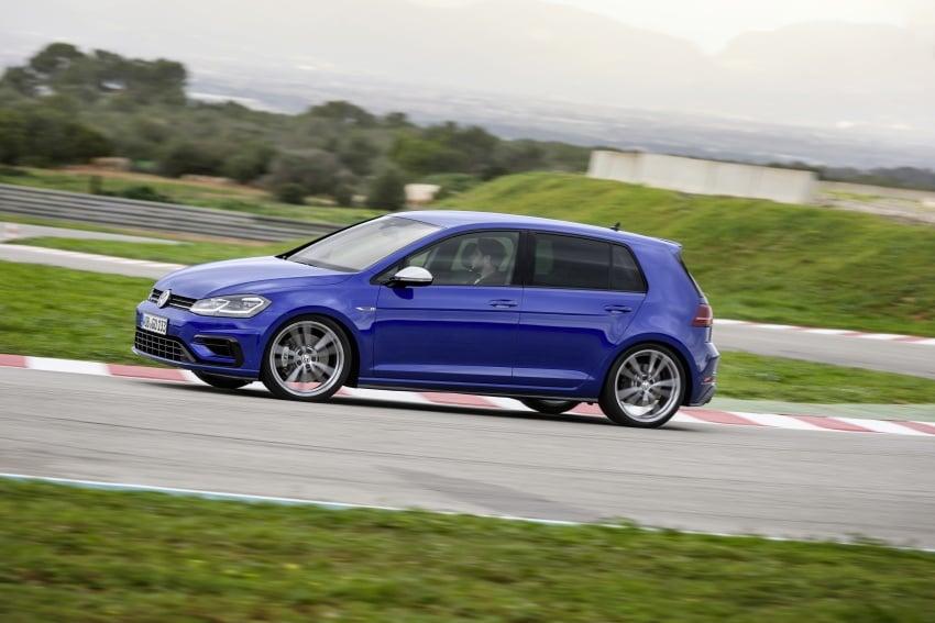 Volkswagen Golf R gains optional Performance packs Image #692046