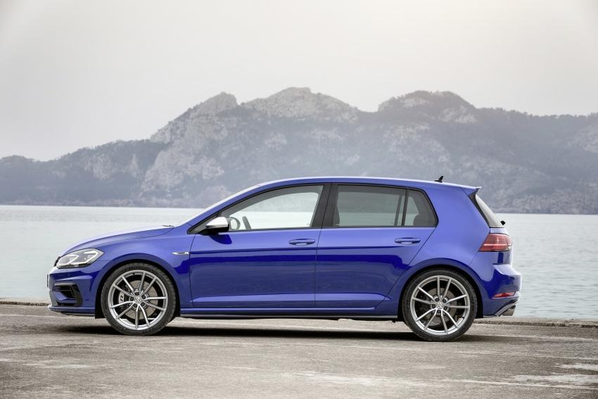 Volkswagen Golf R gains optional Performance packs Image #692057