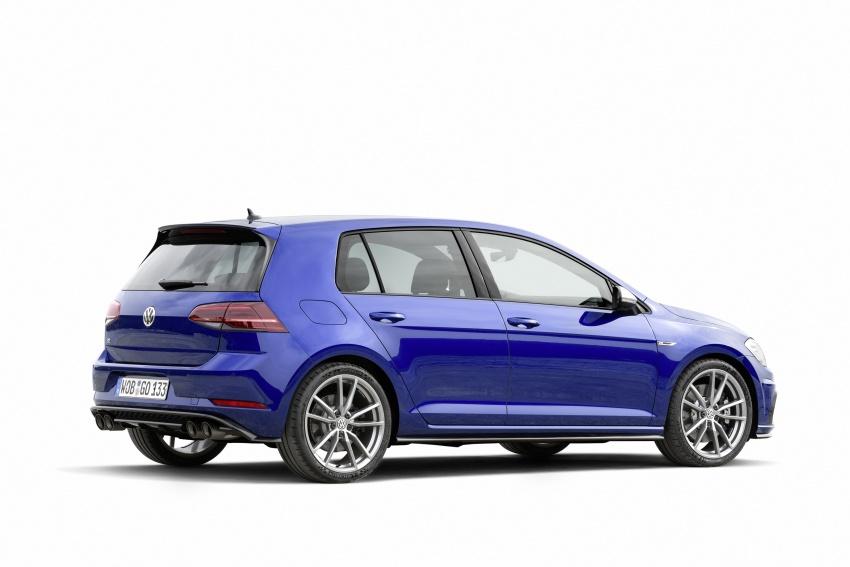 Volkswagen Golf R gains optional Performance packs Image #692061